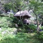 高千穂峡の水車小屋