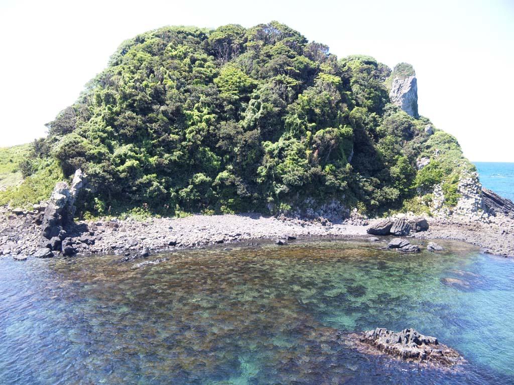 日本じゃないような島