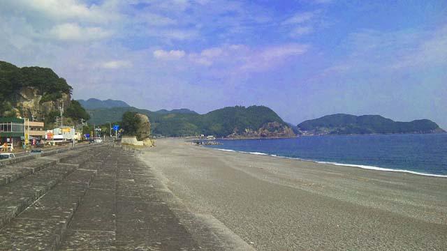 鬼が島海岸