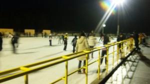 スケート場1