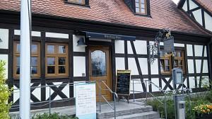 ドイツレストラン玄関