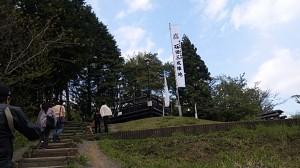 石田三成の陣