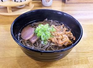 鴨ゾバ(500円)