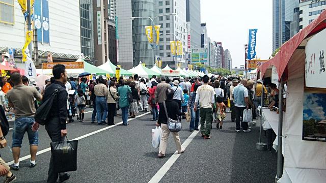 神戸まつり 2011 ちょっとだけレポート