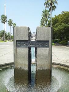 瀬戸大橋記念館への道2
