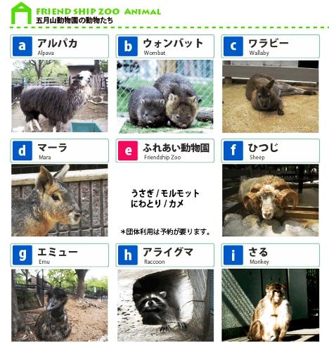 五月山動物園しってます?