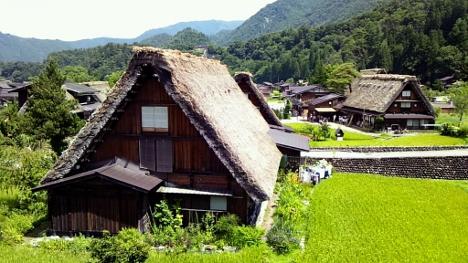 2012/08/17 白川郷 ~ 富山 日帰り旅行