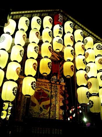2013年 祇園祭の宵山 は 7月14日(日)~16日(火)