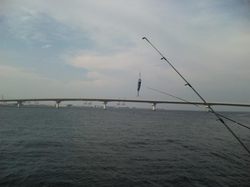 釣りに行ってきました。