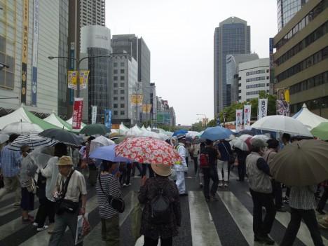 神戸まつりに行って直ぐに帰ってきた今日(^_^.)