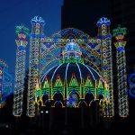 2016年 神戸ルミナリエ 行ってきました。 綺麗だったなぁ~(^-^)